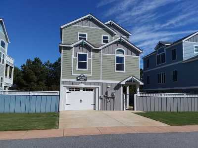 Corolla NC Single Family Home For Sale: $450,000