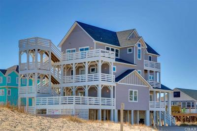 Rodanthe Single Family Home For Sale: 24278 S Holiday Boulevard