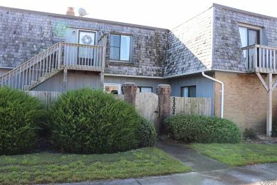 Kitty Hawk Condo/Townhouse For Sale: 3302 Barnacle Lane