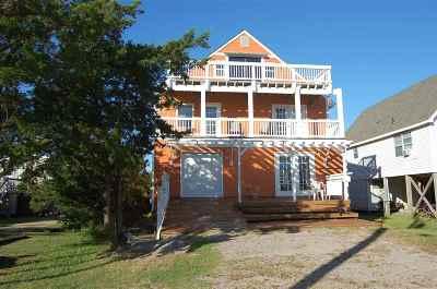 Ocracoke NC Single Family Home For Sale: $350,000