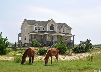 Corolla NC Single Family Home For Sale: $870,000