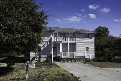Kitty Hawk, Southern Shores Single Family Home For Sale: 270 Wax Myrtle Trail