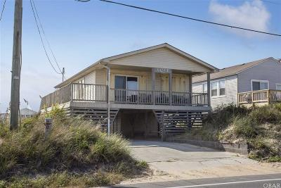 Kitty Hawk NC Single Family Home For Sale: $349,000