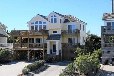 Nags Head Single Family Home For Sale: 4900 E Engagement Hill Loop
