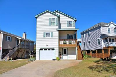 Kill Devil Hills NC Single Family Home For Sale: $295,000