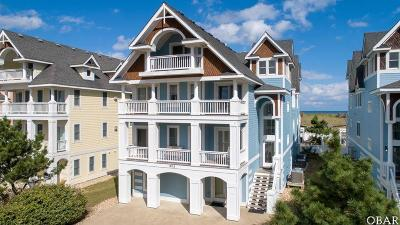 Kill Devil Hills NC Single Family Home For Sale: $2,695,000