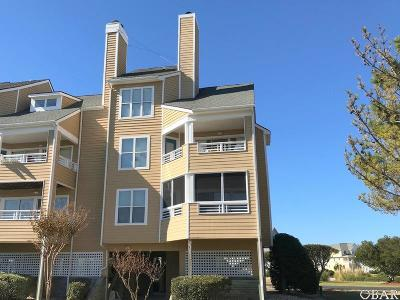 Manteo Condo/Townhouse For Sale: 626 Pirates Way
