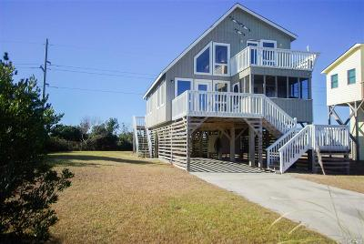 Nags Head Single Family Home For Sale: 10102 S Colony South Drive