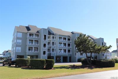 Manteo Condo/Townhouse For Sale: 834 Pirates Way
