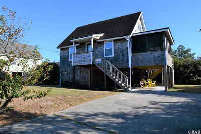 Nags Head Single Family Home For Sale: 8649 W Inlet Court