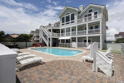 Hatteras Single Family Home For Sale: 58039 South Beach Court