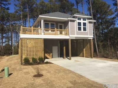 Kill Devil Hills Single Family Home For Sale: 508 W Palmetto Street