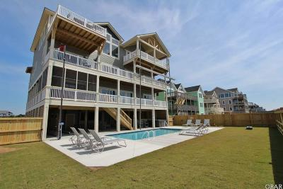 Hatteras Single Family Home For Sale: 57349 Lighthouse Road