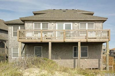 Hatteras Single Family Home For Sale: 58228 Dunes Drive
