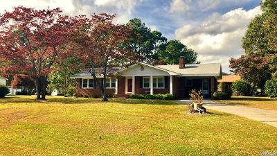 Manteo Single Family Home For Sale: 155 Creefs Ridge Road