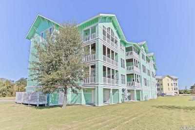 Kill Devil Hills NC Condo/Townhouse For Sale: $285,000