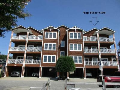 Manteo NC Condo/Townhouse For Sale: $329,500
