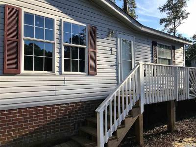 Kill Devil Hills Single Family Home For Sale: 102 W Swan Court