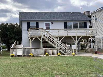Kill Devil Hills NC Single Family Home For Sale: $255,000