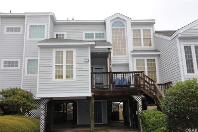 Manteo Condo/Townhouse For Sale: 504 Sextant Court