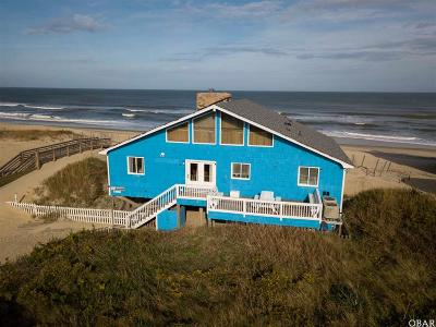 Nags Head Single Family Home For Sale: 10025d E Pelican Street