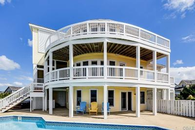 Nags Head NC Single Family Home For Sale: $985,000