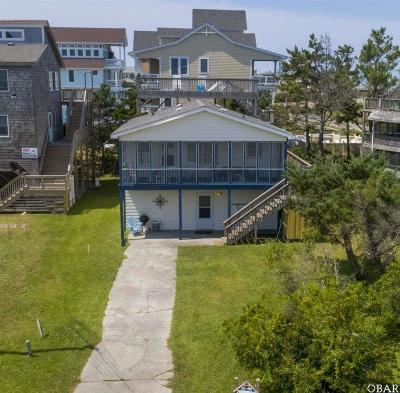 Hatteras Single Family Home For Sale: 58210 Dunes Drive
