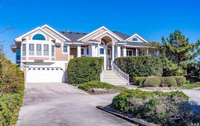 Southern Shores Single Family Home For Sale: 82 Ocean Boulevard