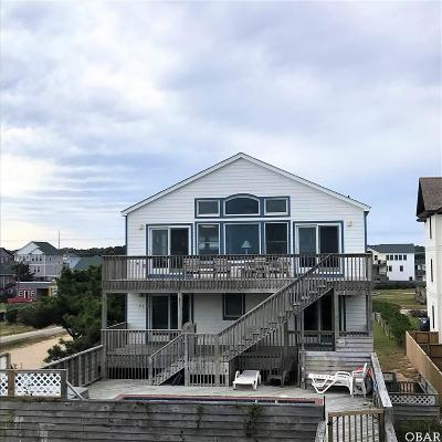 Nags Head Single Family Home For Sale: 2523 S Virginia Dare Trail
