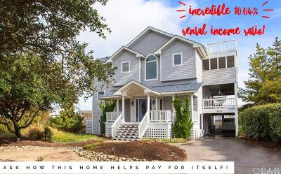 Corolla NC Single Family Home For Sale: $959,000