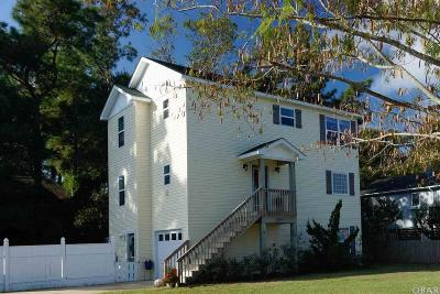 Kill Devil Hills NC Single Family Home For Sale: $269,000