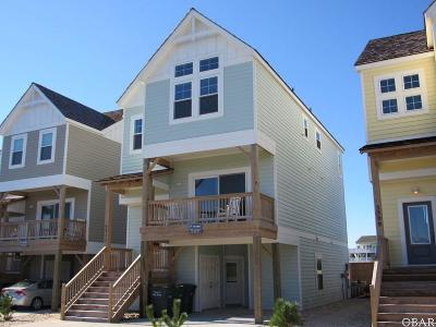 Nags Head NC Single Family Home For Sale: $519,000