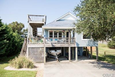 Kitty Hawk, Southern Shores Single Family Home For Sale: 3922 Smith Street
