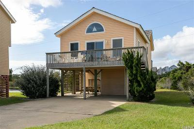 Nags Head Single Family Home For Sale: 5608 S Sandbar Drive