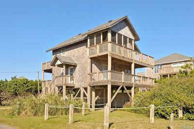Hatteras Single Family Home For Sale: 58219 Smell Wreck Lane