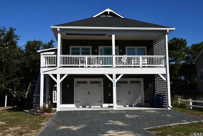 Nags Head Single Family Home For Sale: 2609 S Anchor Lane