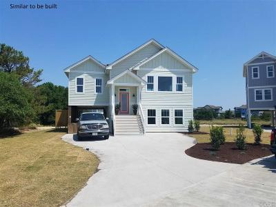 Nags Head Single Family Home For Sale: 124 W Westside Court