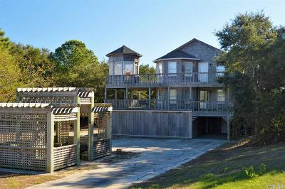 Kitty Hawk, Southern Shores Single Family Home For Sale: 113 Sunrise View