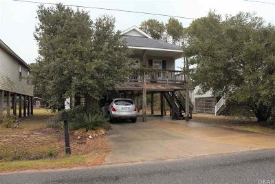 Kill Devil Hills NC Single Family Home For Sale: $284,900