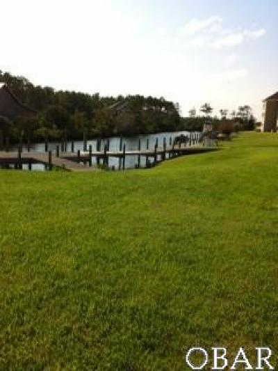 Manteo Residential Lots & Land For Sale: 116 Peninsula Drive