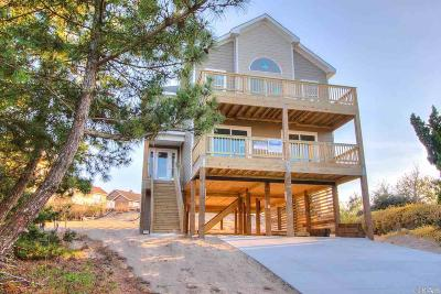 Nags Head Single Family Home For Sale: 4206 W Silver Sands Court