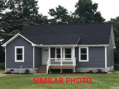Single Family Home For Sale: 383 Shortcut Road