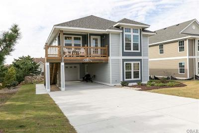 Nags Head NC Single Family Home For Sale: $409,999
