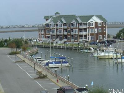 Manteo Condo/Townhouse For Sale: 1111 South Bay Club Drive