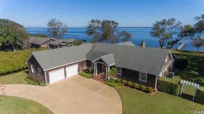 Manteo NC Single Family Home For Sale: $1,350,000
