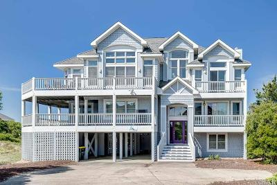 Corolla NC Single Family Home For Sale: $849,000
