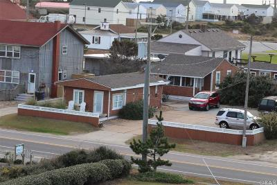 Nags Head Single Family Home For Sale: 6322 S Virginia Dare Trail