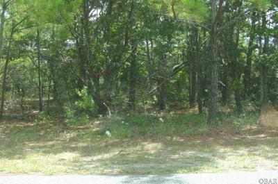 Kill Devil Hills Residential Lots & Land For Sale: Gunas Drive