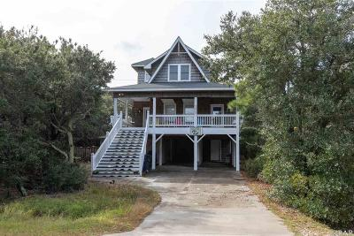 Nags Head Single Family Home For Sale: 3412 Linda Lane