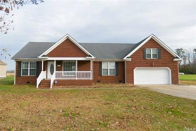 Camden NC Single Family Home For Sale: $254,900